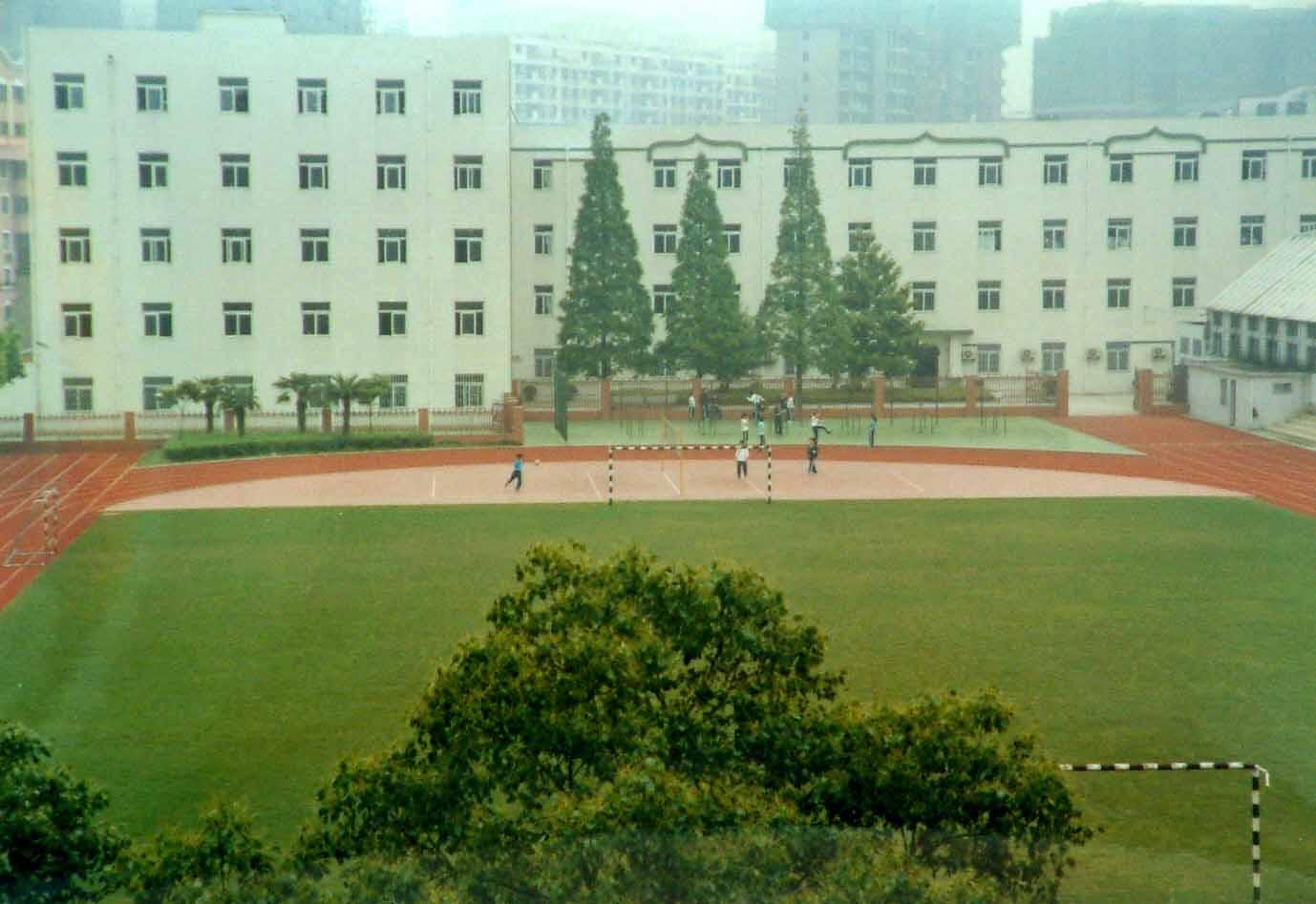 上海市回民中学-回民中学-高中