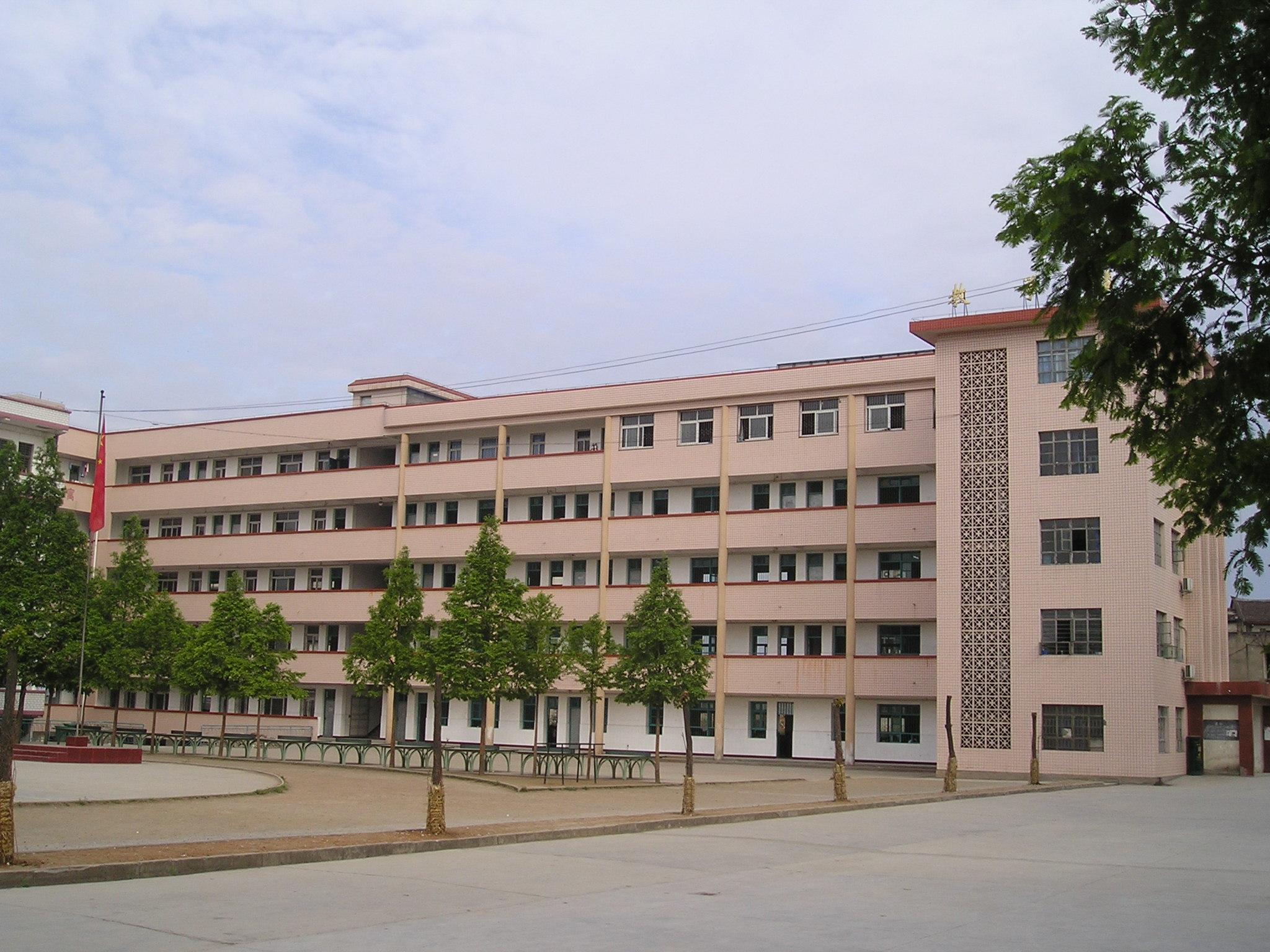 湖北十堰市医药卫生高中--作家文学常识高中学校图片