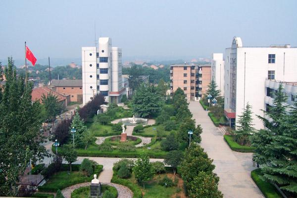 孟津县第一高级中学丘云雀高中图片