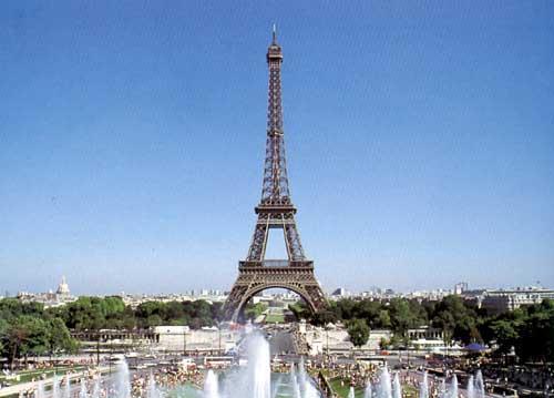 世界风景-法国-埃菲尔铁塔(3)