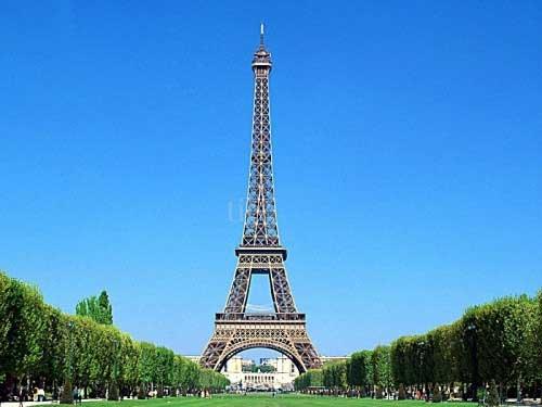 世界风景-法国-埃菲尔铁塔(2)