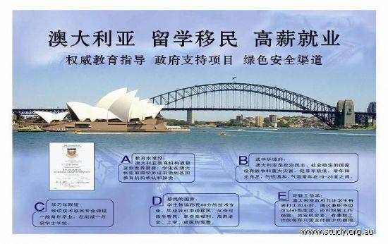 澳洲留学第一步 看准留学服务机构
