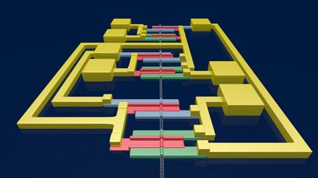 使得碳管集成电路的规模和功能直接面向cpu中的核心部件——逻辑运算