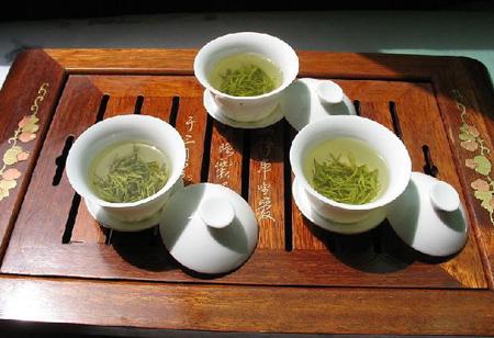 绿茶生活手抄报