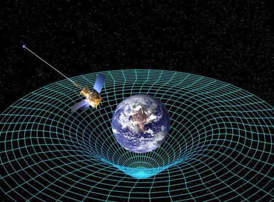 Risultati immagini per Scientists find there is a distortion in SPACE and TIME
