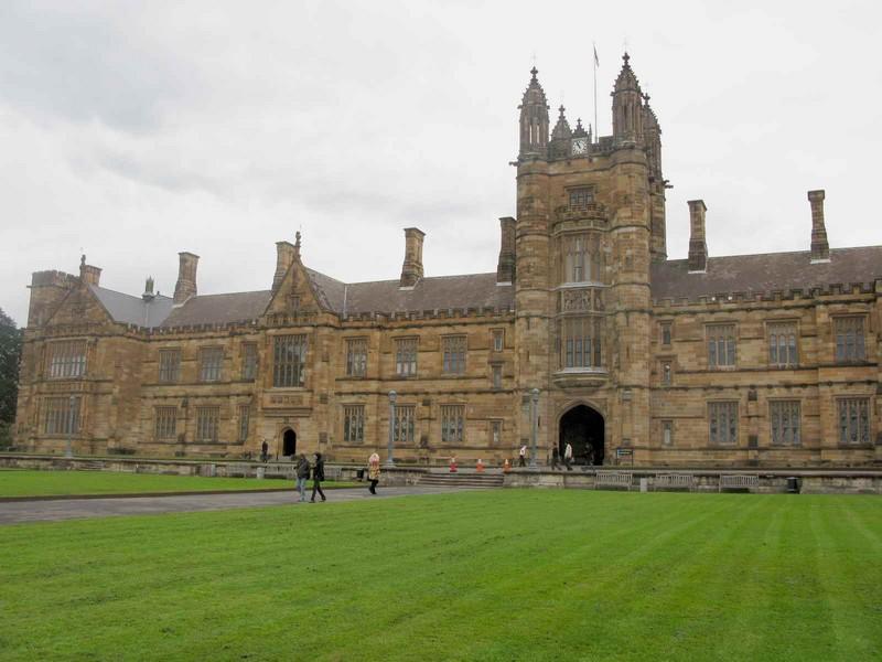 悉尼大学 澳洲牛津学府