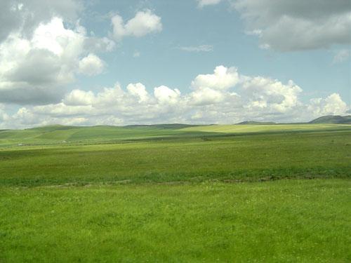 风景名胜-内蒙古-呼伦贝尔草原(4)