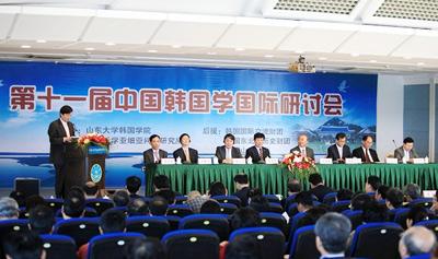 2008年,山东大学威海分校韩国语被确定为国家级特色;韩国学院