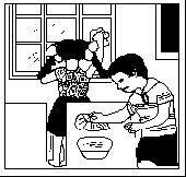 一年级看图写话辅导:一年级看图写话图片和范文三