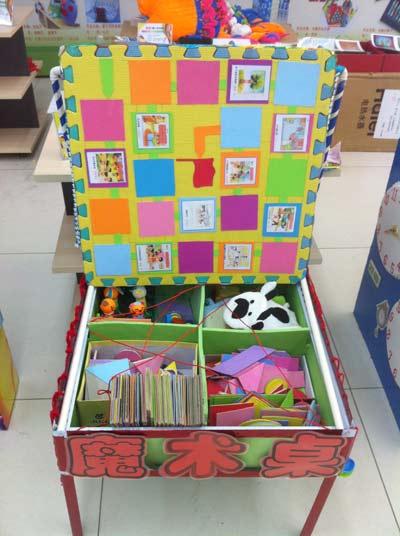幼儿园自制玩教具的意义