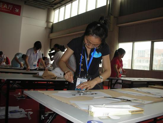 全国职业院校技能大赛中职组服装设计制作比赛