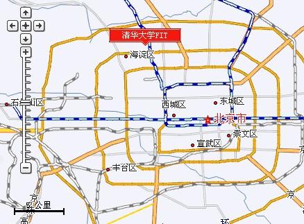火 车 站:   北京站购买通票乘坐地铁2号线西直门站换乘城铁13号
