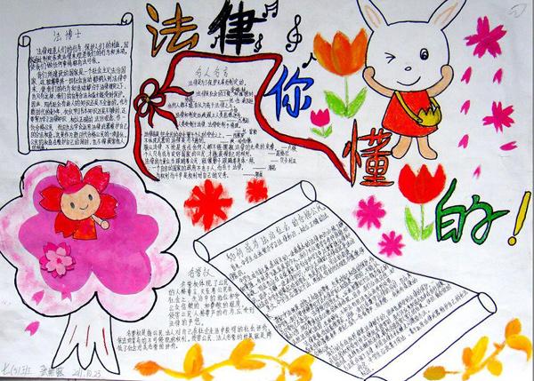 国家宪法日手抄报:国家宪法日手抄报版面设计图片大全