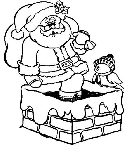 圣诞老人简笔画图片大全 圣诞老人简笔画图片精选