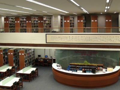 组图:香港中文大学风景一览